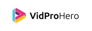 VidPro Hero Logo